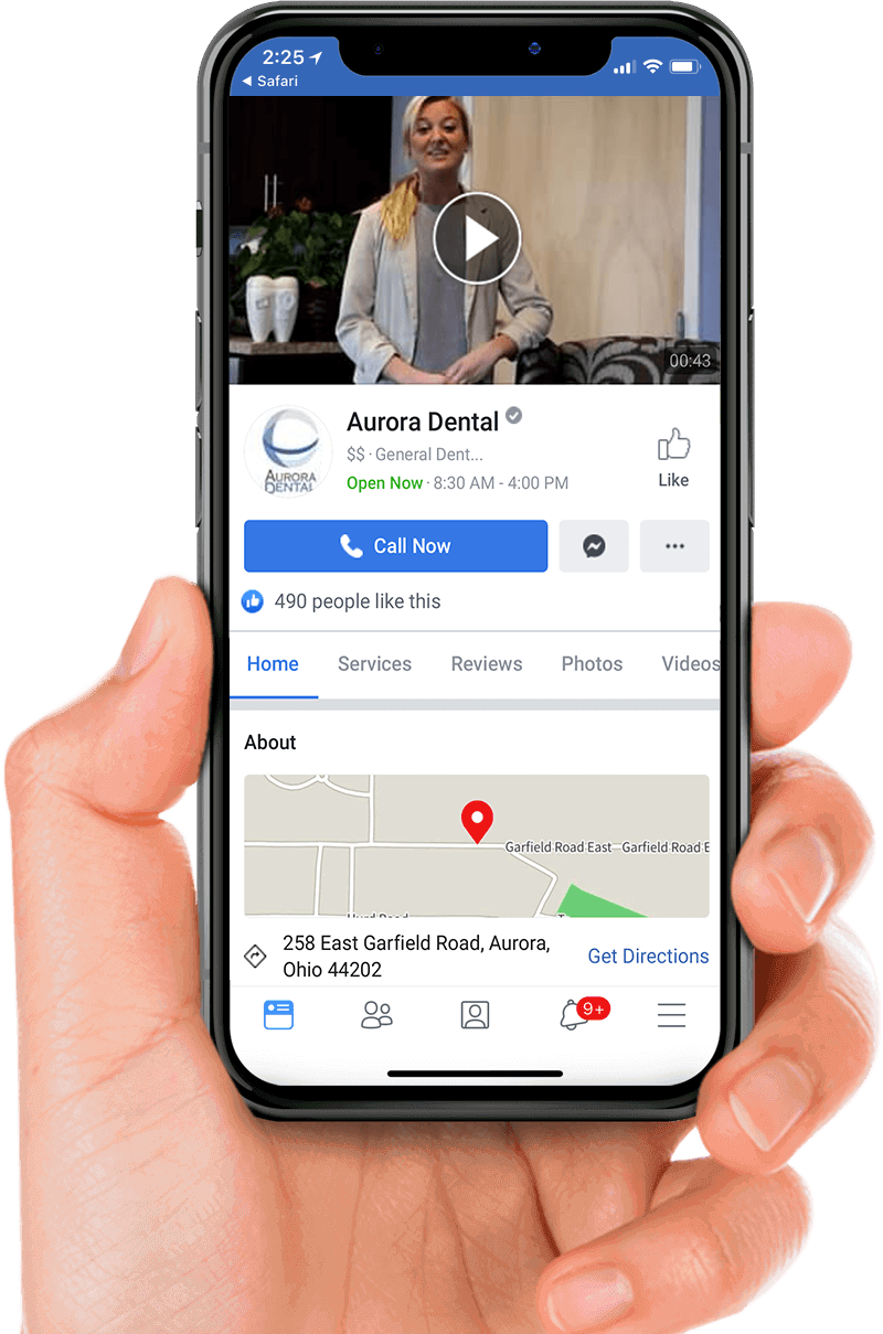 Review Aurora Dental on Google